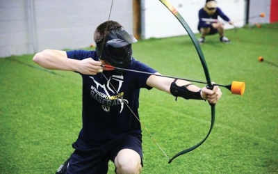 Swap Archery