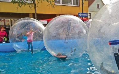 Boules Aquatiques